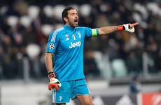40-year-old Buffon set to temporarily reverse decision to retire from international football