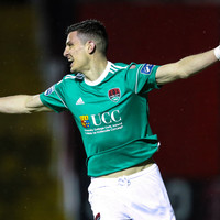 Off-season signing grabs hat-trick as Cork City maintain 100% record