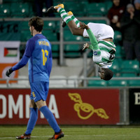 New faces impress as Shamrock Rovers hit Bray for six