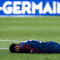 'I'm not happy if Neymar is injured. Hopefully he can play'