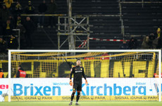 Dortmund boss refuses to use protest as 'cheap excuse' after over 27,000 fans boycott game