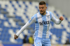 'Huge interest' in Lazio midfielder being targeted by Man United and Real Madrid