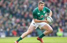 Ireland's Chris Farrell likely to miss rest of Six Nations after knee injury