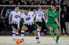 Snow problem for Dundalk as they end goalless league start by firing eight past Limerick