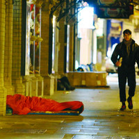 Dublin homeless executive received over 200 reports about rough sleepers overnight