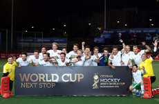 Ireland paired with reigning world champions and England in tough World Cup draw
