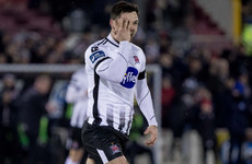 'It was good to get the monkey off the back' - Hoban rediscovers scoring touch to lead Dundalk rout
