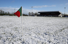 Storm Emma may hit this weekend's GAA fixtures with decision due on Friday