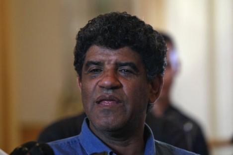 Former Libyan intelligence minister Abdullah Al-Senoussi.