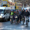 Drivers will soon have to observe a minimum passing distance when overtaking cyclists