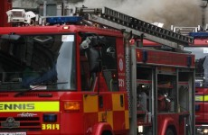 Luas Red Line disruption due Dublin city centre fire