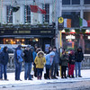 No Dublin Buses from tonight, flights cancelled and trains delayed