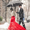'My hair and makeup are sort of becoming immaterial' - What to do if a blizzard hits your wedding