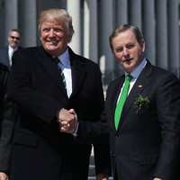 Donald Trump has made March 'Irish-American Heritage Month'