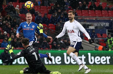 VAR farce can't stop Llorente-inspired Spurs as they eventually hit Rochdale for six