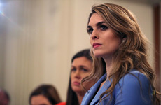 One of Trump's top aides Hope Hicks is to resign