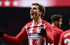 Griezmann scores four to take him past century of goals for Atletico Madrid