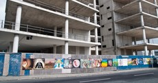 Artists take over abandoned Anglo HQ in Dublin city centre