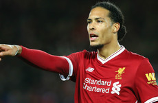 Van Dijk: I had to 'step up' after £75m transfer to Liverpool