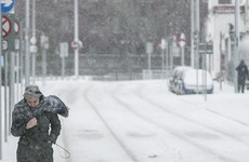 Medical staff sleep in wards and brave dangerous weather to make it to hospitals