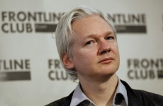 Julian Assange plans to run for Australian Senate
