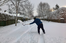 How much snow fell in Ireland? It's the week in numbers