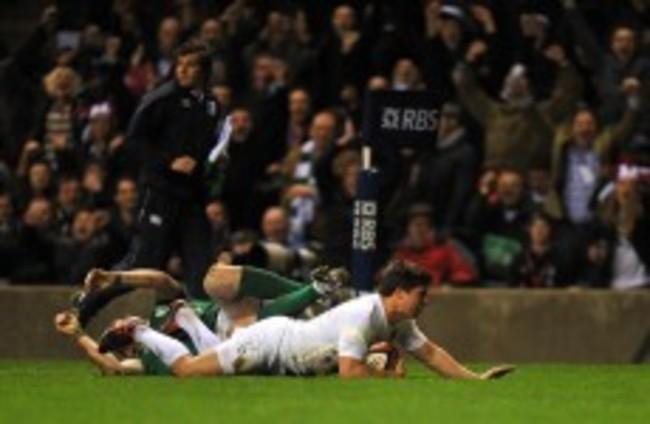 As it happened: England v Ireland, Six Nations