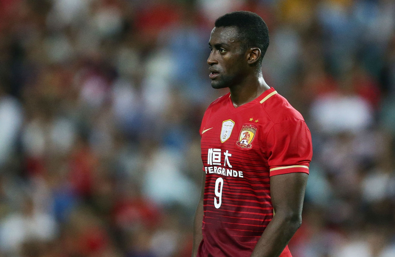 6dc7260725d €42 million flop Jackson Martinez released by Chinese club after ...
