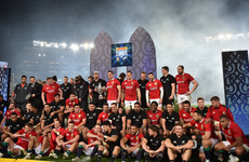 2017 Lions series earns huge profit for New Zealand Rugby