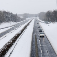 Up to one metre of snow forecast to fall in some eastern areas of Ireland