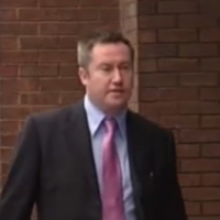 Former solicitor Michael Lynn charged with theft of almost €30 million in Dublin