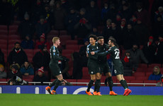 More woe for Wenger as Man City cruise past Arsenal again