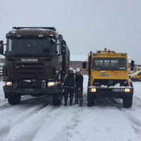 34,000 premises without power due to Storm Emma