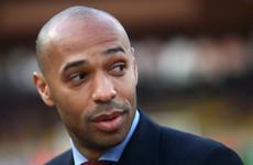 Guardiola backs Henry to enter management after Arsenal thrashing