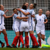 Phil Neville starts with win as England rout France