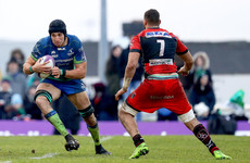 Dillane starts for Connacht against Cheetahs in Bloemfontein