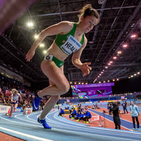 'Ticked the first box' - Ireland's Phil Healy books World Indoor 400m semi-final spot