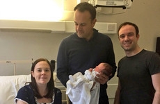 80 babies delivered at Holles St and Rotunda during storm ... including one Emma
