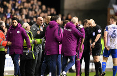 Manchester City fined after FA Cup fracas with Wigan