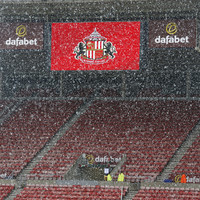 Sunderland opens the Stadium of Light up for homeless in need of shelter from Storm Emma