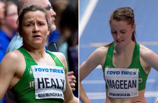 Ireland's Ciara Mageean and Phil Healy fail to progress at World Indoor Championships