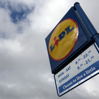 Eight men charged over alleged Lidl looting