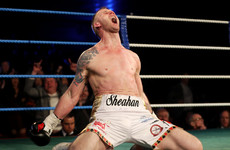 Fresh off a building site, stunning Roy Sheahan completes fairytale win at Last Man Standing