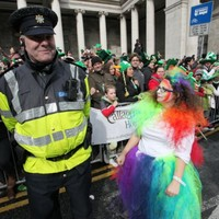 Giants, floats and face paint: The best pics from Dublin's parade today