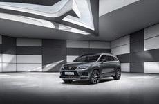 SEAT launches its new Cupra brand with a souped-up Ateca SUV