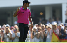 Indian star Sharma primed for first PGA Tour win but Mickelson among the chasing pack