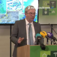 'Tomorrow is not a normal day' - People urged to use public transport, parts of east remain in 'full crisis'