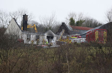 Man charged with four counts of murder over Derrylin house fire