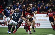 Kiwi out-half stars as Oyonnax boost survival hopes with defeat of Stade Francais