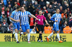 Arsenal's problems deepen as Brighton hand Gunners third consecutive league defeat